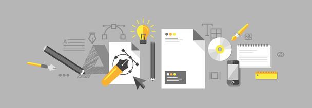 Иллюстрация к статье: 9 приемов брендинга для создания эффективных лендингов