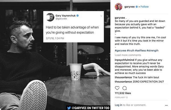 Гари Вайнерчук (Gary Vaynerchuk), известный предприниматель и спикер