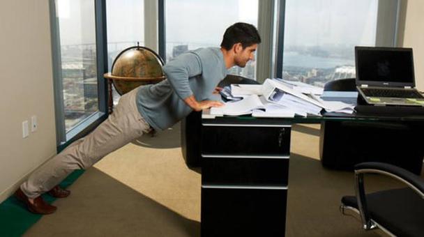 Иллюстрация к статье: Ключ к продуктивности — это не ваш ум, а ваше тело