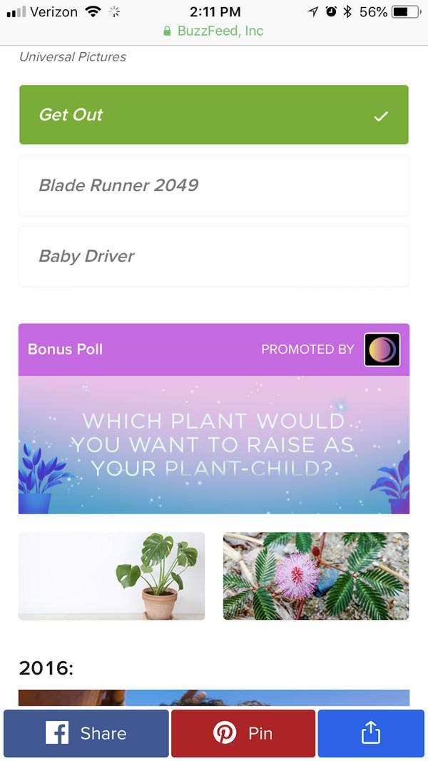 Какое растение вы хотели бы посадить у себя дома?