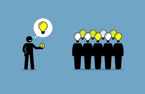Иллюстрация к статье: Как избежать ловушек IT-краудсорсинга