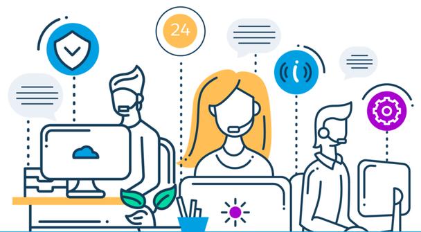Иллюстрация к статье: 8 способов развития бизнеса через службу поддержки
