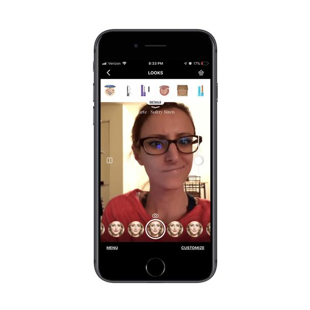 Попробуйте косметические средства с приложением Sephora