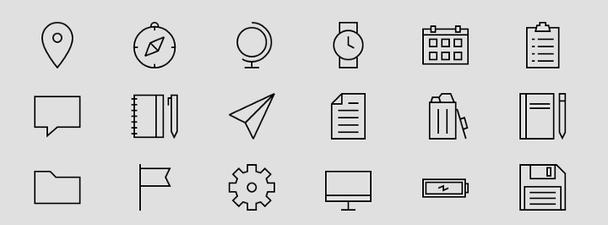Иллюстрация к статье: 11 бесплатных наборов иконок для дизайнеров