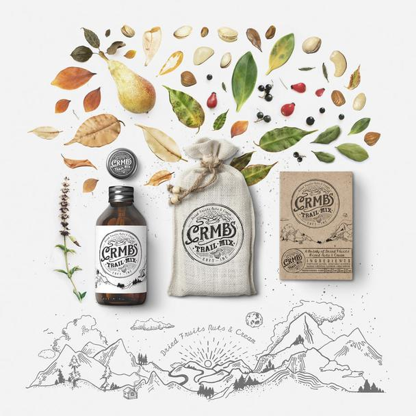 C.R.M.B.S. product packaging