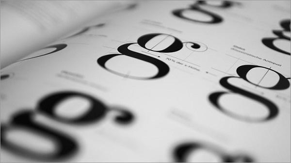 Иллюстрация к статье: Как выбрать правильный шрифт для лендинга?