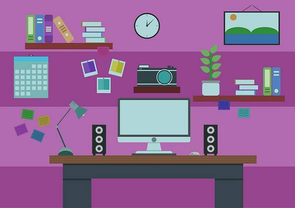 Иллюстрация к статье: Плоский и полуплоский дизайн: что это и когда использовать?
