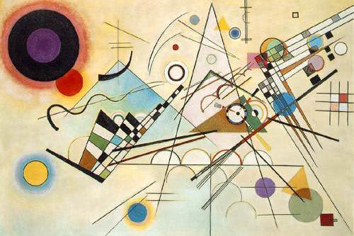 Модернизм берет правила искусства и отбрасывает все, что не вписывается в замысел художника