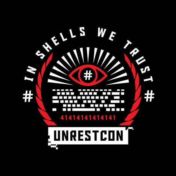 Логотип для конференции хакеров