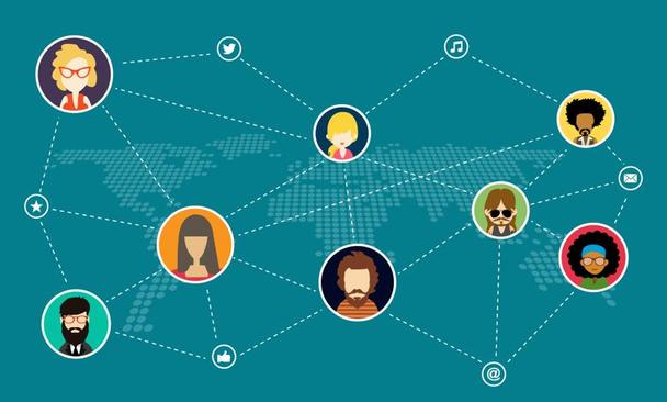 Иллюстрация к статье: Как использовать социальные сети для маркетинговых исследований