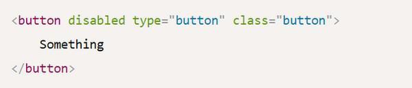 Почему бы изначально не создать кнопку с помощью элемента <button>?