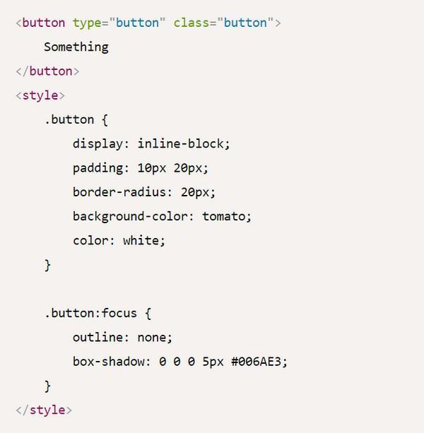 Кнопка создается при помощи тега <button>