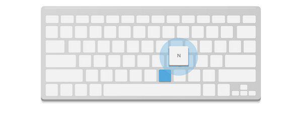 Перейти к следующему сообщению в цепочке писем (n)