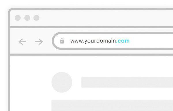 Что такое домен верхнего уровня?