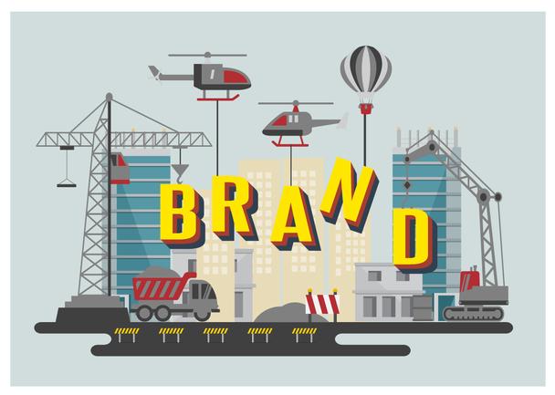 Иллюстрация к статье: 5 недорогих стратегий брендинга для малого бизнеса