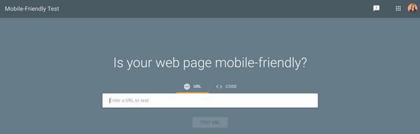 Ваша веб-страница дружественна к мобильным устройствам?