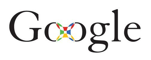 логотип преимущественно черного цвета и шрифта Adobe Garamond