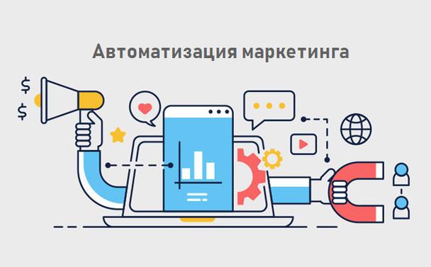 Иллюстрация к статье: Что такое автоматизация маркетинга?