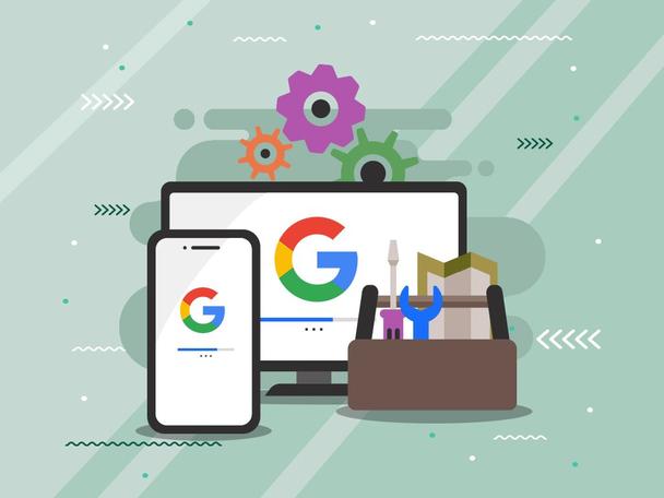 Иллюстрация к статье: Как восстановить позиции после июньского обновления алгоритма Google