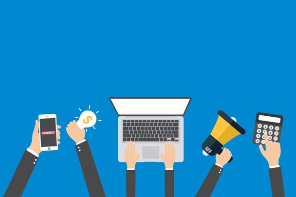 Иллюстрация к статье: 16 способов получить бесплатную рекламу для вашего бизнеса