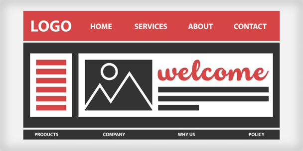Эффективное использование пространства в веб-дизайне