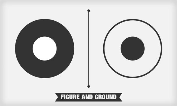 Соотношение «фигура-фон»