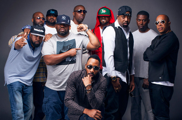 Группа The Wu-Tang Clan