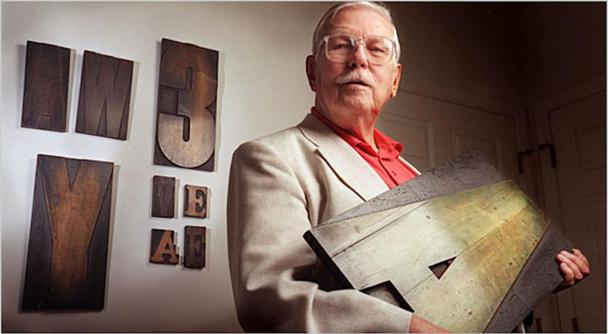 Эдмунд С. Арнольд, «отец современного газетного дизайна»