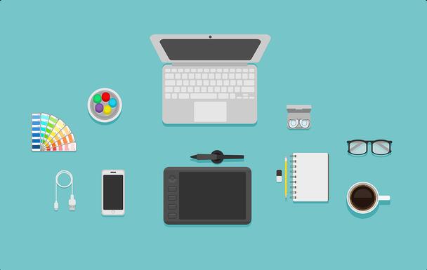 Иллюстрация к статье: 10 трендов веб-дизайна на 2020 год
