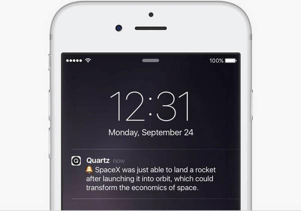 Текст: «SpaceX оказались способны посадить ракету после ее запуска на орбиту, и это событие предвещает настоящую революцию в экономике космоса»