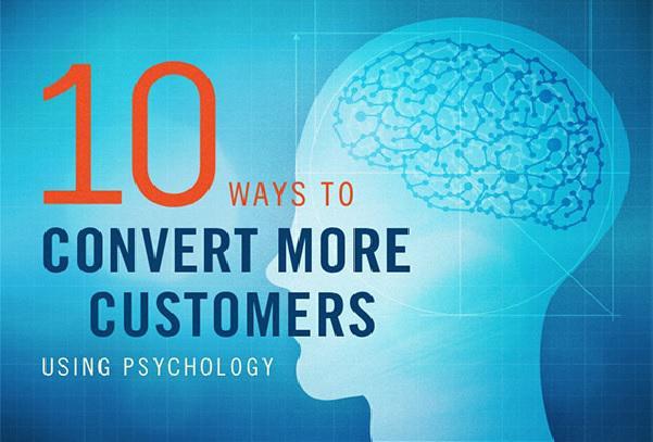 Иллюстрация к статье: 10 способов увеличения продаж, основанных на психологии клиентов