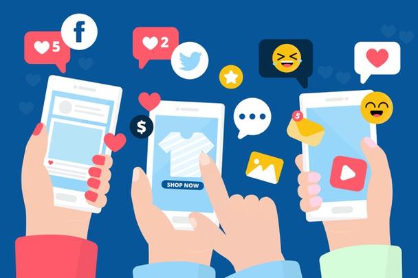 Иллюстрация к статье: 10 способов увеличить конверсию в социальных сетях в 2020 году
