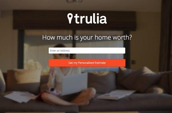 Сколько стоит ваш дом? Введите адрес. Кнопка «Получить индивидуальный расчет»