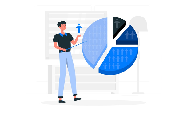 Иллюстрация к статье: Как лендинги помогают собирать сегментированную базу подписчиков?