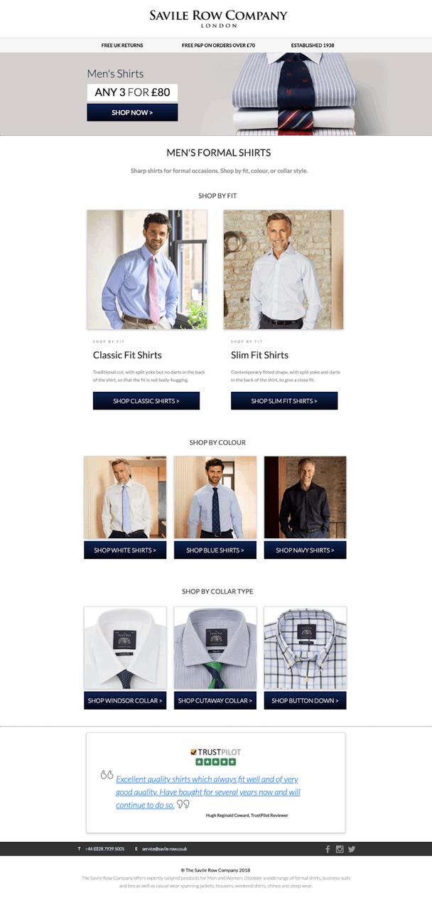 The Savile Row Company