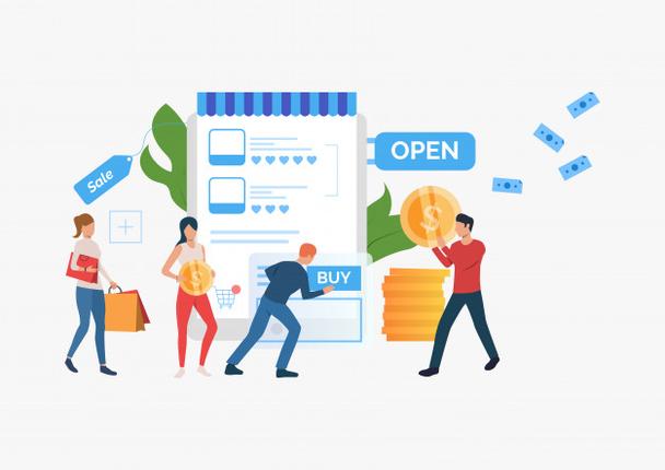 Иллюстрация к статье: 27 примеров eCommerce-лендингов для увеличения продаж