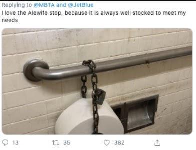 Я люблю станцию Alewife. Она имеет все необходимое для удовлетворения моих потребностей.