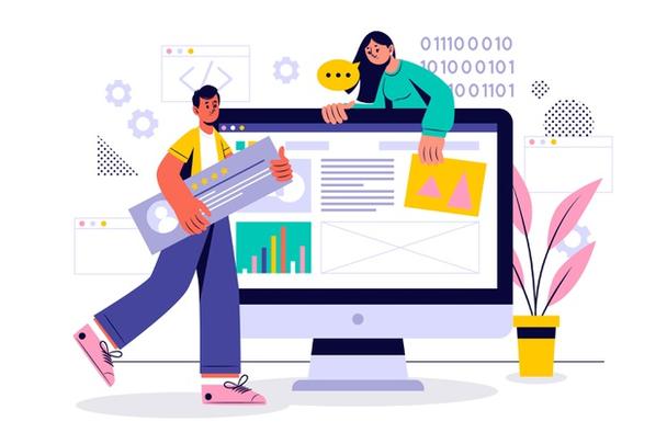 Иллюстрация к статье: Как создать убедительный лендинг в 2020? Выполните эти 6 действий