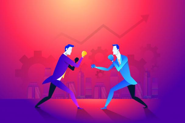 Иллюстрация к статье: Анализ перспективы в продажах, или Как продавать без боя