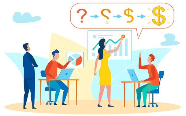 Иллюстрация к статье: Как написать коммерческое предложение за 10 минут?