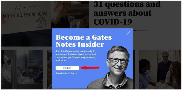 Стань инсайдером Gate Notes