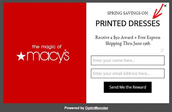 Весенние скидки на платья с принтом До 19 июня получите скидку $50 и бесплатную экспресс-доставку Поле 1 — Введите ваше имя здесь Поле 2 — Введите ваш email-адрес здесь Кнопка «Отправить мне скидку»