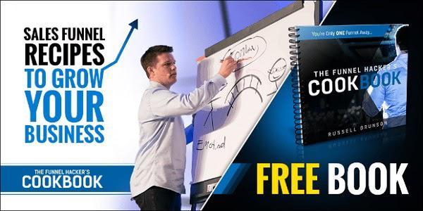 Рецепты воронки продаж для роста вашего бизнеса Бесплатная книга