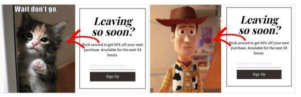 Заголовок: «Так быстро уходите?»
