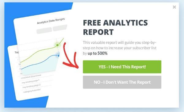 Бесплатный аналитический отчет