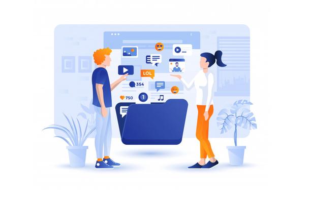 Иллюстрация к статье: 12 советов экспертов по увеличению вовлеченности рекламных постов в Facebook