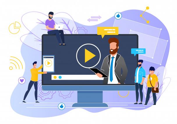Иллюстрация к статье: 5 мифов о видеомаркетинге, которые мешают вам снять свой первый ролик