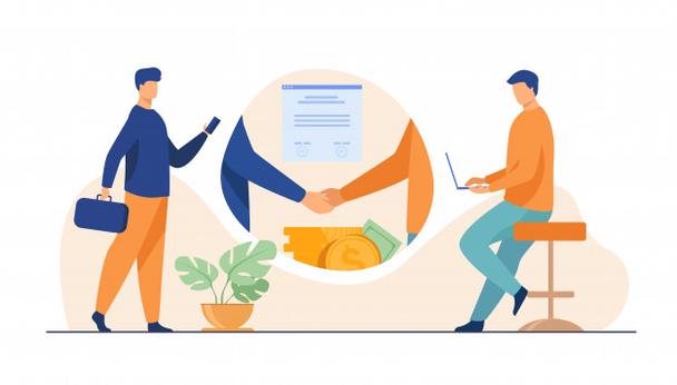 Иллюстрация к статье: Как зарабатывать с помощью партнерского маркетинга