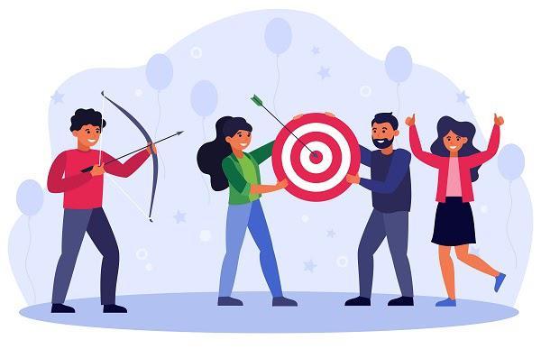 Иллюстрация к статье: Как ставить долгосрочные цели маркетинга (и достигать их)