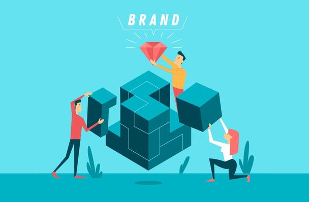 Иллюстрация к статье: 7 лучших тенденций брендинга в 2021 году